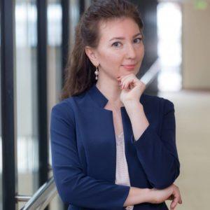 Виктория Александровна Белякова